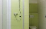 koupelna a WC - novostavby bytu Vyškov 2