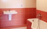 koupelna a WC - novostavba bytu Vyškov
